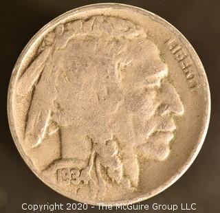 1934-D Buffalo Nickel ERROR???
