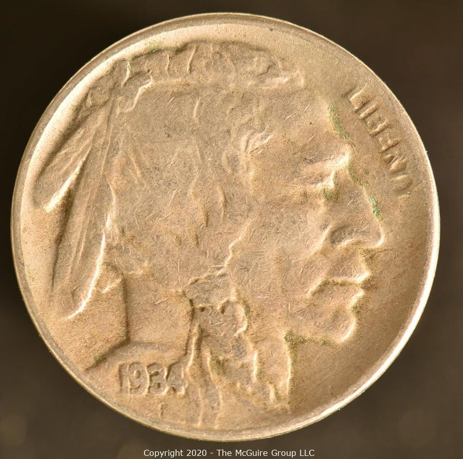 Collectible Coin Auction; March 29-April 2