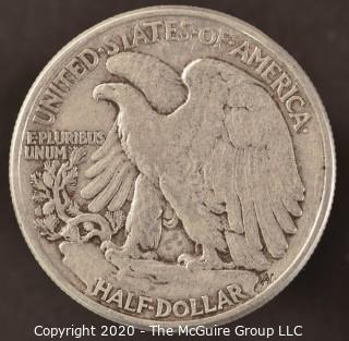 1943 Liberty Walking Half Dollar