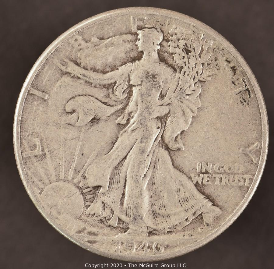 Online Coin Auction April 12-16; Will Ship