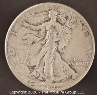 1946-D Liberty Walking Half Dollar