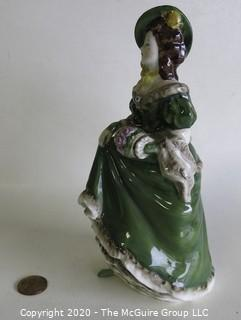 "Vintage Coalport Figurine 'Judith Ann', Made in England.  Measures approximately 6 1/2"" tall."