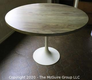 "41 1/2"" diameter x 30""Tall Tulip Base Table with Laminate Top; Dining Table."