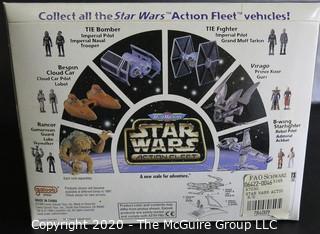 New in Box Star Wars Action Fleet Set 1995 - X-Wing Starfighter.