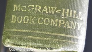 Lot of Seven Vintage Hard Back Books