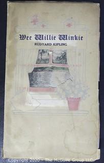 Six Vintage Children's Books