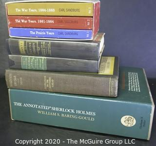 Group of Miscellaneous Books.