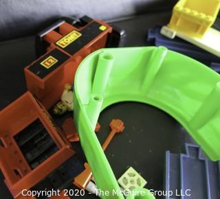 Tomy Toy Train Set.