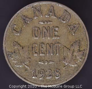 1928 Canada One Cent