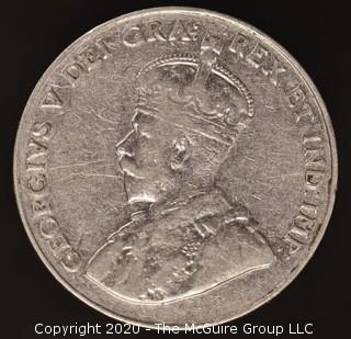 1931 Canadian Nickel