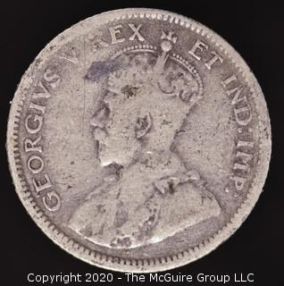 1911 Canadian Dime