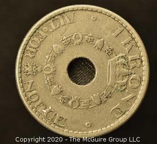 1925 Norway 1 Krone