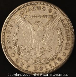 1921-S Morgan Dollar