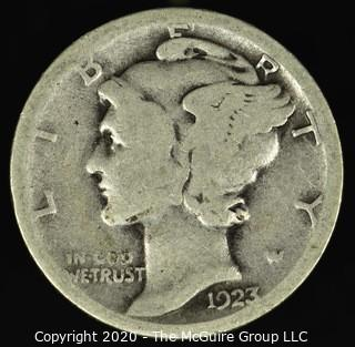 1923-S Mercury Dime