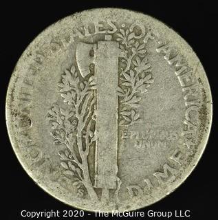 1928-S Mercury Dime