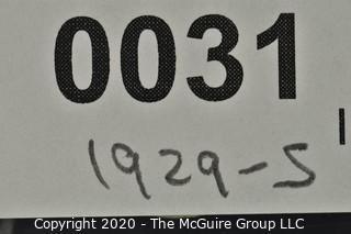 1929-S Mercury Dime