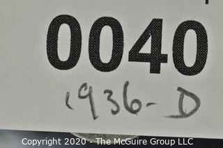 1936-D Mercury Dime