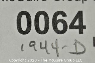 1944-D Mercury Dime