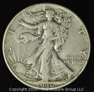 1946 Walking Liberty Half Dollar