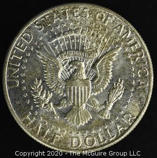 1964 Kennedy Half Dollar