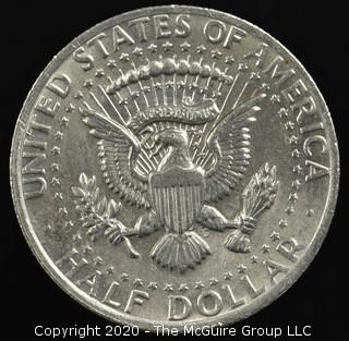 1973 Kennedy Half Dollar