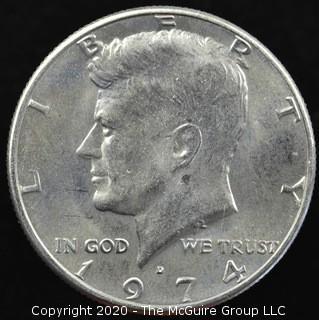 1974-D Kennedy Half Dollar