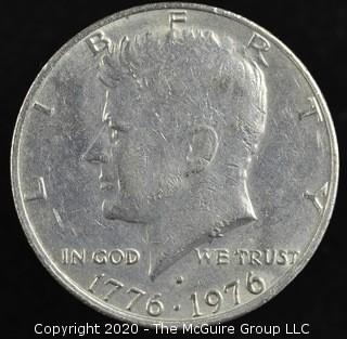 1976-D Kennedy Half Dollar