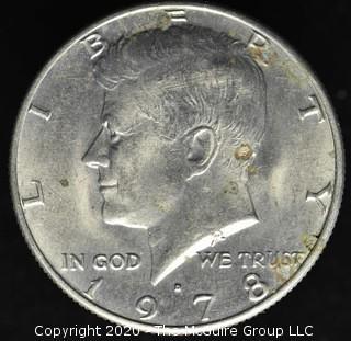 1978-D Kennedy Half Dollar