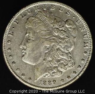 1889 Morgan Dollar