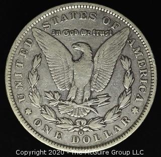 1891-O Morgan Dollar