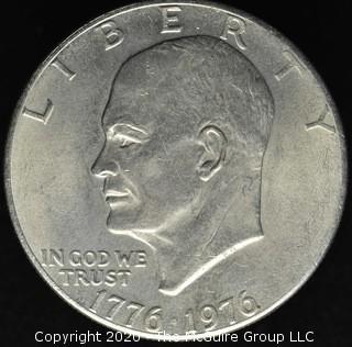 1976 Ike Dollar
