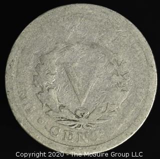 1895 Liberty Nickel