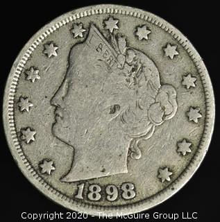 1898 Liberty Nickel