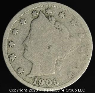 1906 Liberty Nickel