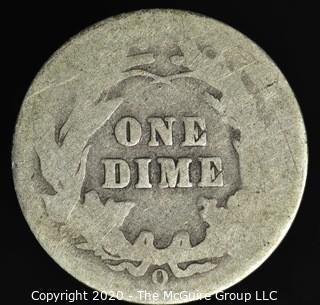 1907-O Barber Dime