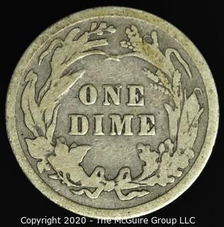 1911 Barber Dime