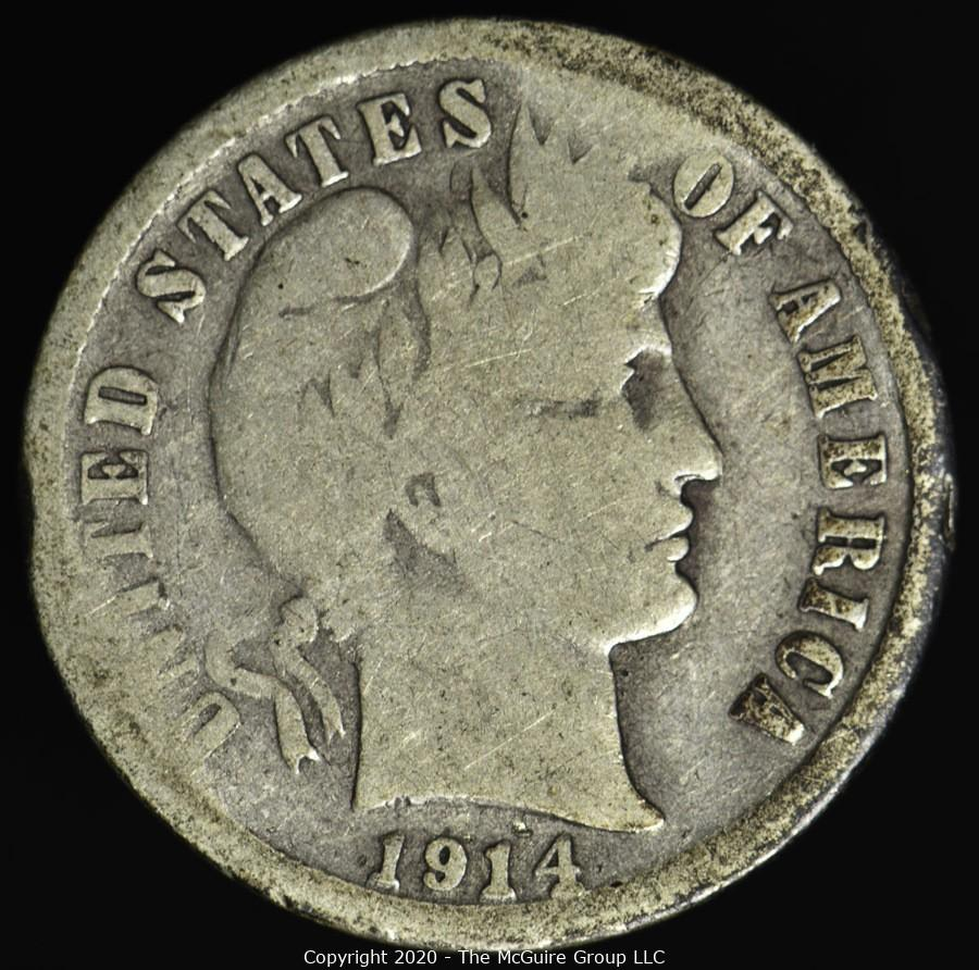 Coins -May 1