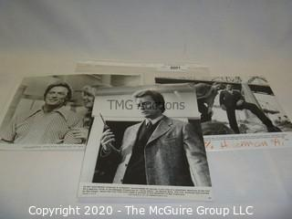 Photo: Print: Press Release: Vintage Movie: Clint Eastwood  Dirty Harry