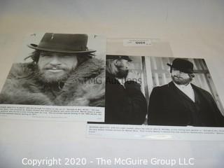 Photo: Print: Press Release: Vintage Movie: McCabe and Mrs Miller - Warren Beatty