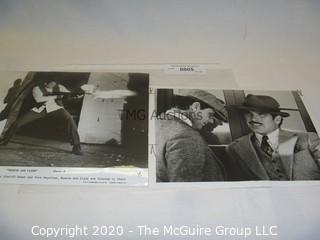 Photo: Print: Press Release: Vintage Movie: Bonnie & Clyde - Warren Beatty