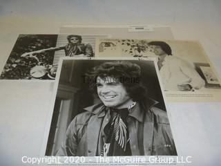 Photo: Print: Press Release: Vintage Movie: Shampoo - Warren Beatty