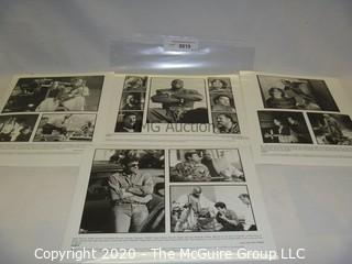 Photo: Print: Press Release: Vintage Movie: Shaquille in KAZAAM lot