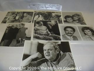 "Photo: Print: Press Release: Vintage Movie: ""The Four Seasons"" lot"