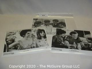 Photo: Print: Press Release: Vintage Movie: Key Exchange