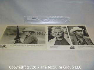 Photo: Print: Press Release: Vintage Movie: Kilmer - McQueen