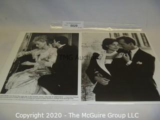 Photo: Print: Press Release: Vintage Movie: Movie embraces