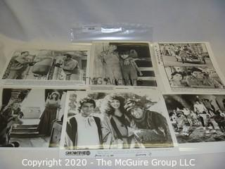 Photo: Print: Press Release: Vintage Movie: Mixed Lot #1