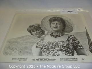 Photo: Print: Press Release: Vintage Movie: Mad Mad World women