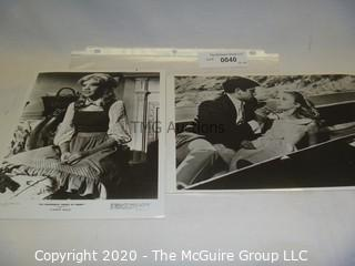 Photo: Print: Press Release: Vintage Movie: Hayley Mills duo