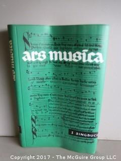 Collection of sheet music.  See all the photos